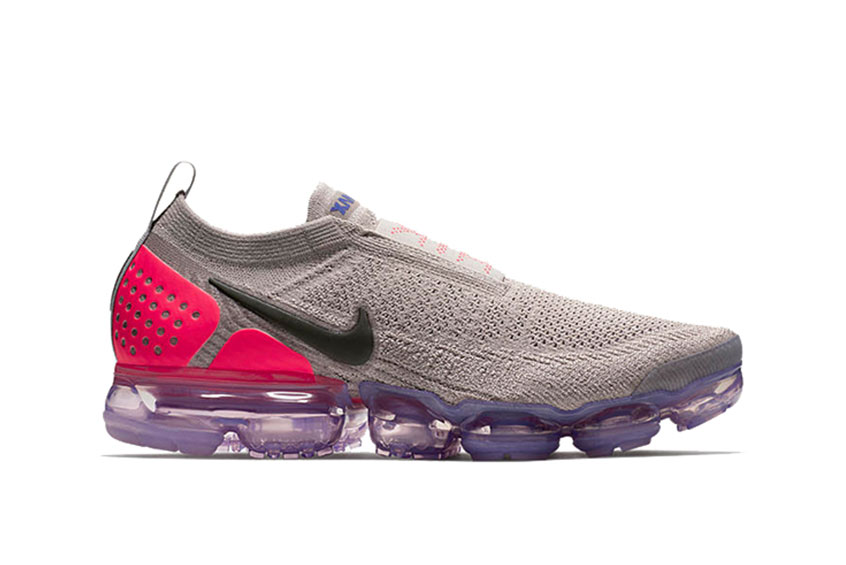 uk availability 27945 d3719 Nike Air VaporMax Flyknit Moc 2 Moon Particle : Release date, Price ...