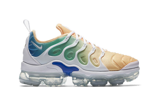 Nike Air VaporMax Plus Light Menta Womens