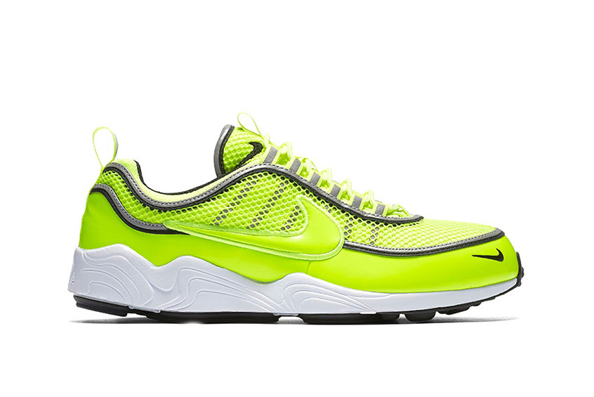 brand new bc016 08fb1 Nike Air Zoom Spiridon 16 Volt White : Release date, Price & Info