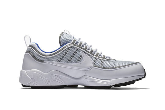 Nike Air Zoom Spiridon 16 White Blue