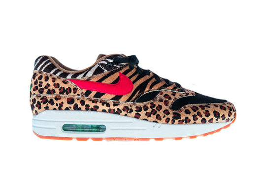 atmos x Nike Air Max 1 Animal Pack 2.0 release