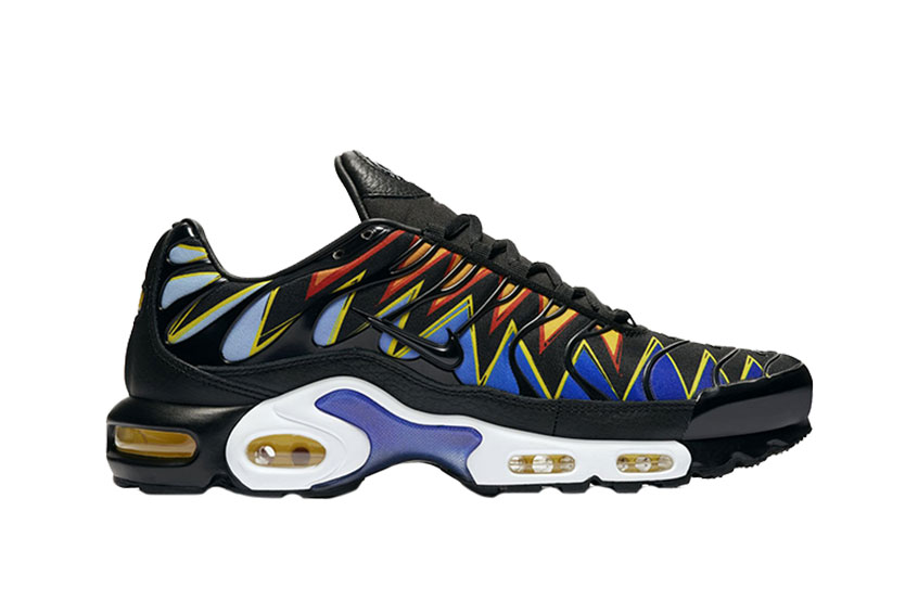 buy popular 290c4 2267f Nike Tn Air Max Plus Black Multi : Release date, Preis & Infos