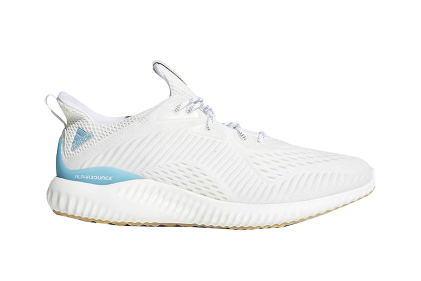 adidas Alphabounce 1 Parley White