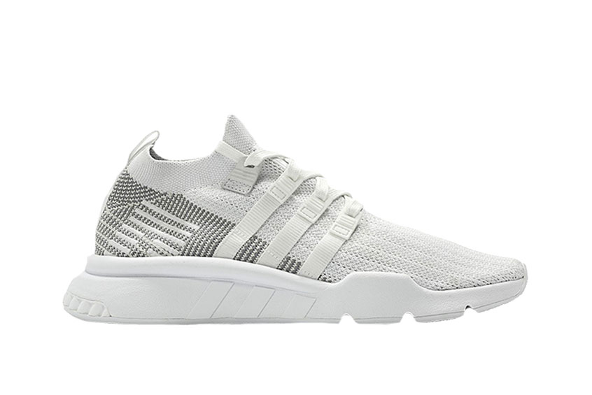 check out 2af78 0e2c5 Comment acheter la adidas EQT Support ADV Mid White Grey