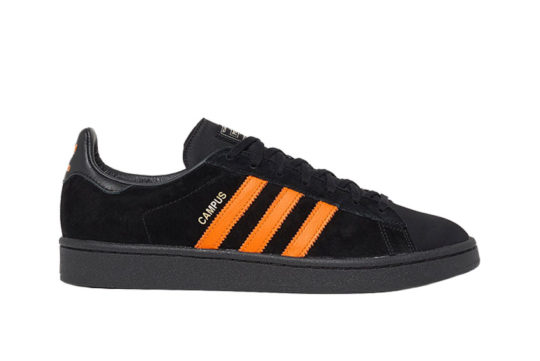 adidas x Porter Campus Black Orange