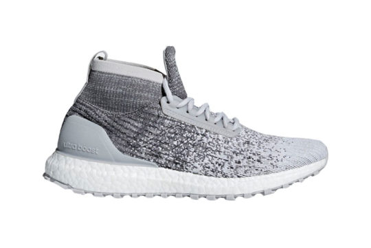 adidas x Reigning Champ Ultra Boost ATR Grey