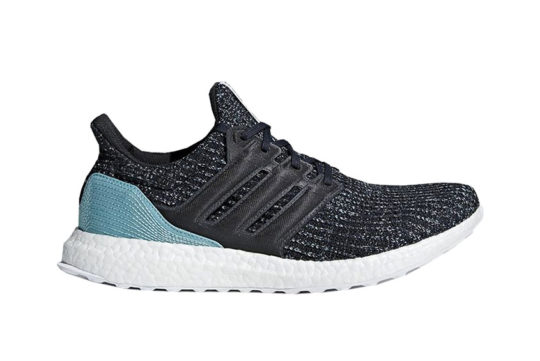 adidas Ultra Boost ST Parley Carbon Blue