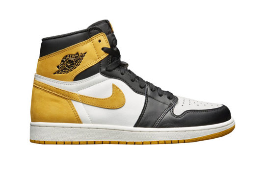 Jordan 1 Yellow Ochre