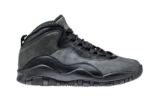 Jordan 10 Dark Shadow 2018