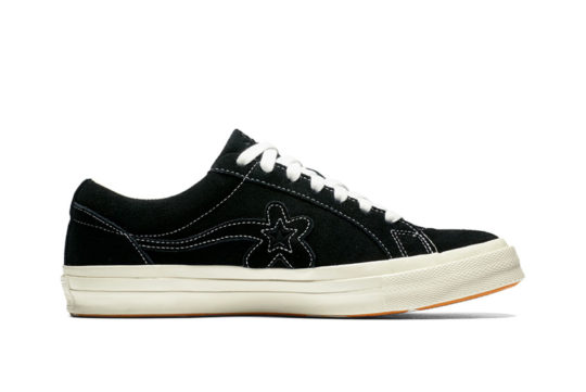 Converse x Golf Le Fleur One Star Black