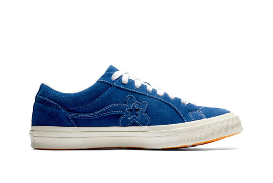 Converse x Golf Le Fleur One Star Blue