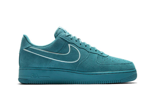 Nike Air Force 1 07 LV8 Suede Blue
