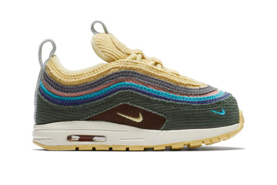 Nike Air Max 1/97 Sean Wotherspoon Toddler