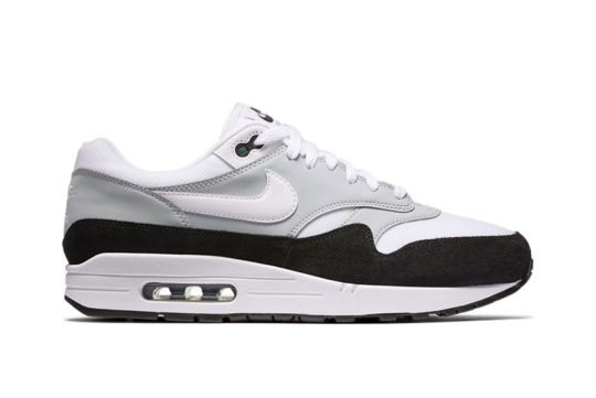 Nike Air Max 1 Wolf Grey Black