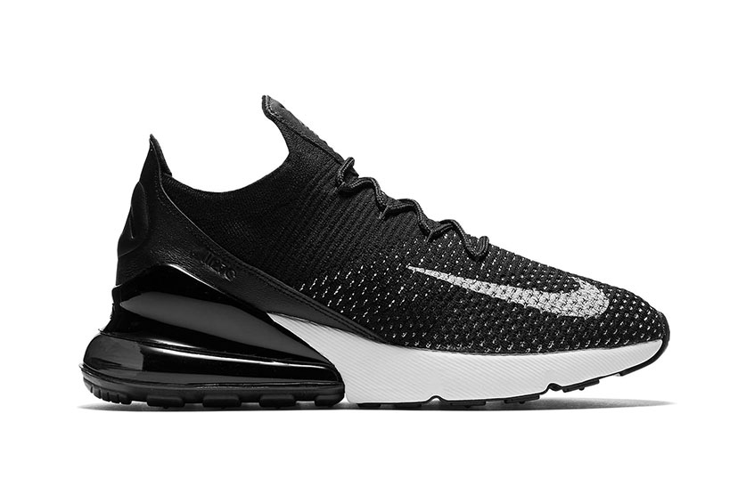 best website fef3d e560e Nike Air Max 270 Flyknit Black White Womens : Release date, Preis & Infos