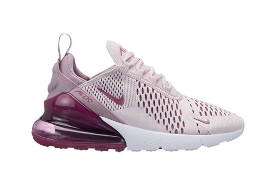 Nike Air Max 270 Rose Wine Womens