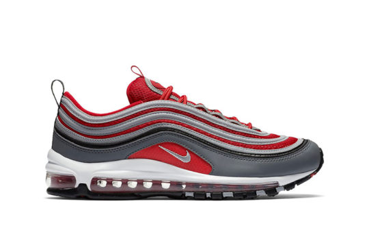 Nike Air Max 97 Red Grey