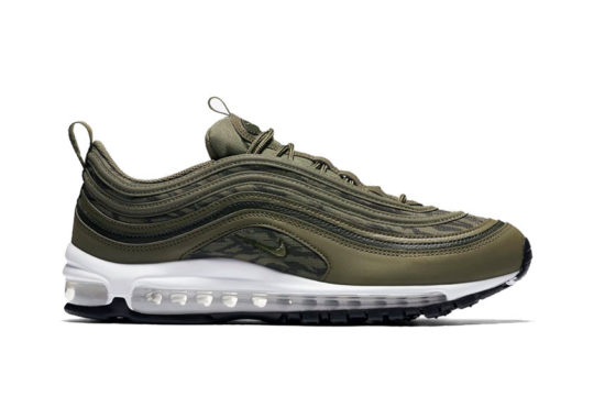 Nike Air Max 97 Tiger Camo Olive