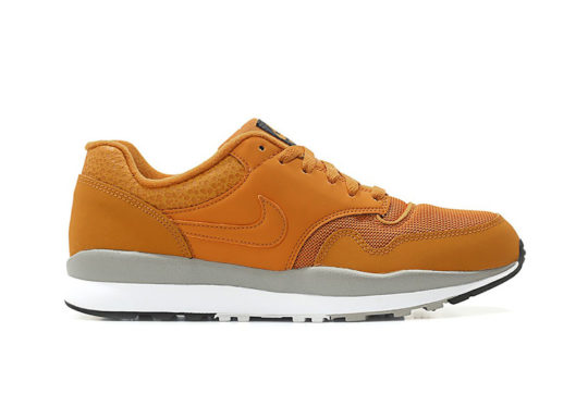 Nike Air Safari Orange Grey