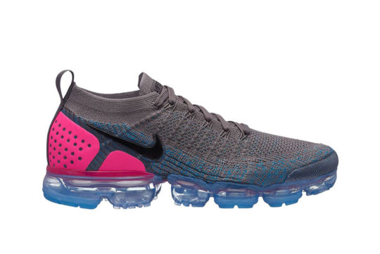 Nike Air VaporMax 2.0 Gunsmoke Blue Orbit