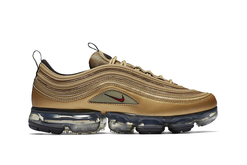 new styles 43b37 209ad Nike Air VaporMax 97 Gold : Release date, Price & Info