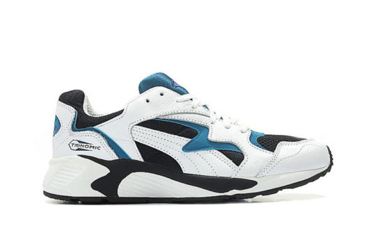 PUMA Prevail OG White Petrol