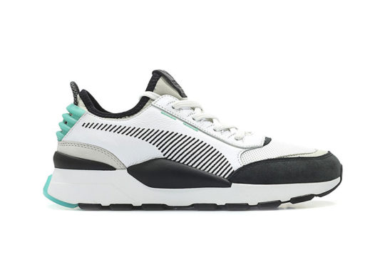 PUMA RS-0 Re-Invention White Grey
