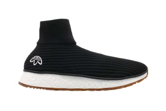 adidas x Alexander Wang Run Black White