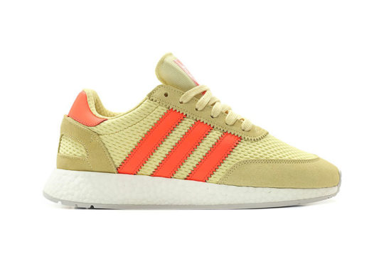 adidas I-5923 Yellow Red