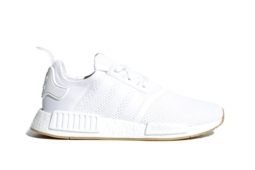 adidas NMD R1 White Gum : Release date