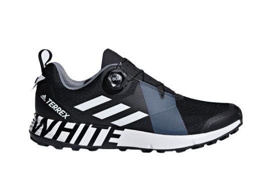 White Mountaineering x adidas Terrex Two Boa Black