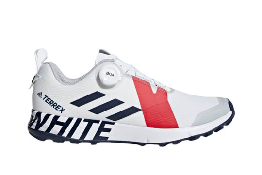 White Mountaineering x adidas Terrex Two Boa White