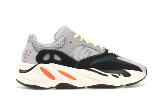 Yeezy Wave Runner 700 Solid Grey