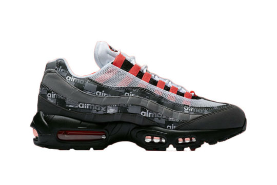 Air Max 95 Atmos We Love Nike (Bright Crimson)