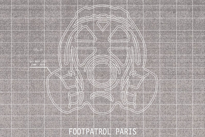 Footpatrol Paris Shop