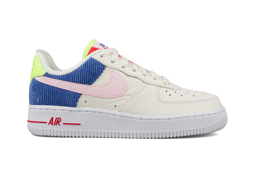 Nike Air Force 1 Corduroy Pack | AQ4139 101