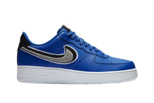Nike Air Force 1 Low Chenille Blue