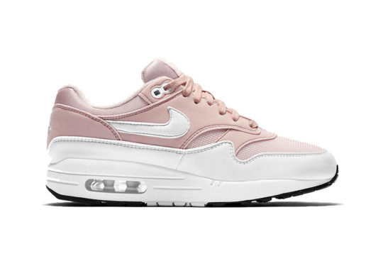 Nike Air Max 1 Barely Rose Womens