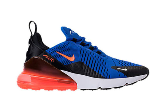 Nike Air Max 270 Racer Blue Crimson