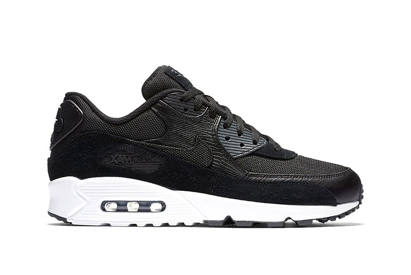 sale retailer 3f712 51f40 How to buy the Nike Air Max 90 Exotic Skin Black