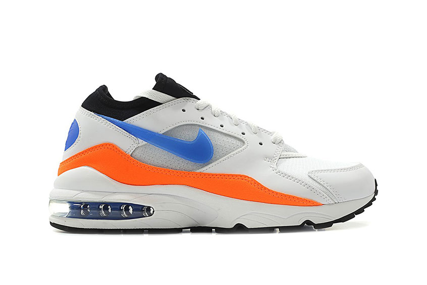 Nike Air Max 93 Nebula Blue Orange