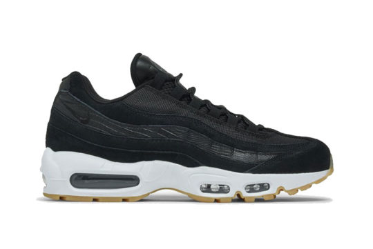 Nike Air Max 95 Exotic Skin Black