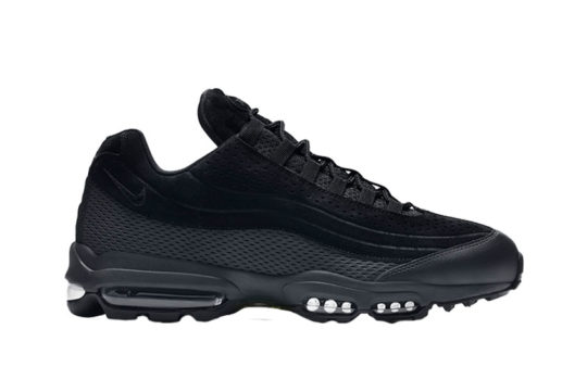 Nike Air Max 95 Ultra Premium BR Triple Black