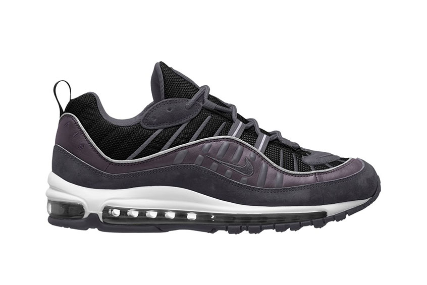 Nike Air Max 98 Black Anthracite : Release date, Price & Info