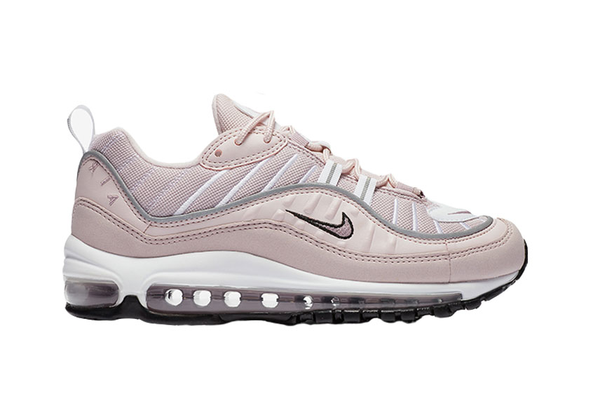 d202cc36b72 How to buy the Nike Air Max 98 Barely Rose Womens