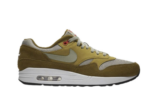 atmos x Nike Air Max 1 Curry Green