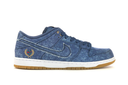 Nike SB Dunk Low Denim Pack Blue
