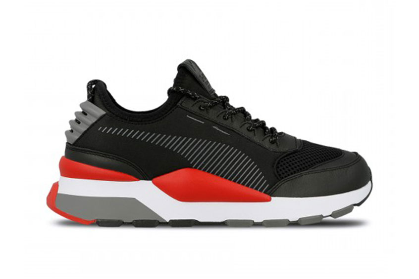 PUMA RS-0 Play Black Red : Release date, Price & Info