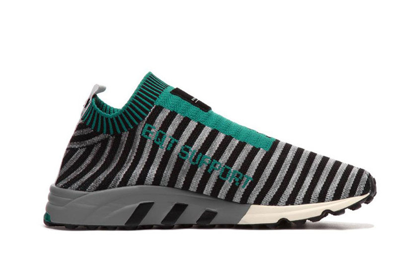 reputable site 8b132 bd334 How to buy the adidas EQT Support SK Black Green