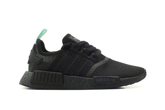 adidas NMD R1 Black Mint Womens